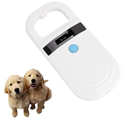 Oled Wiederaufladbarer Tier Chip Scanner, Tragbarer Identifikations Scanner, Haustier Etiketten Scanner