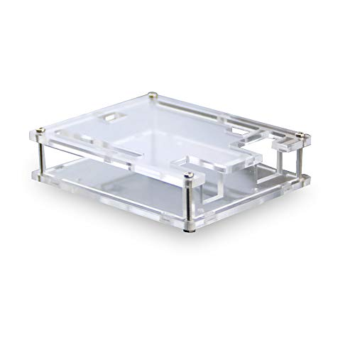Treedix Acrylic Experimental Platform Base-Plate for Arduino UNO R3 Board