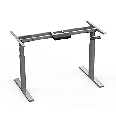 Dual Motor Electric Standing Desk Frame
