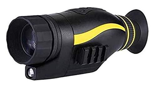 DZHTSWD-Spotting-Scopes, Teleskope 4 x 35 Nachtsicht-Thermo-Imaging-Infrarot-Kamera im Freien mit Video-Ausgangsfunktion for Jagd Monokular 200m Ansehen