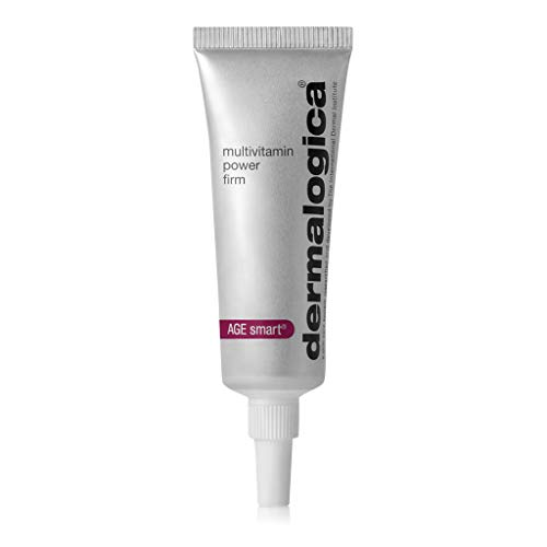 Dermalogica Multivitamin Power Firm (0.5 Fl Oz) Anti-Aging Firming Under Eye Cream - Combat Visible Lines Around the Eye Area