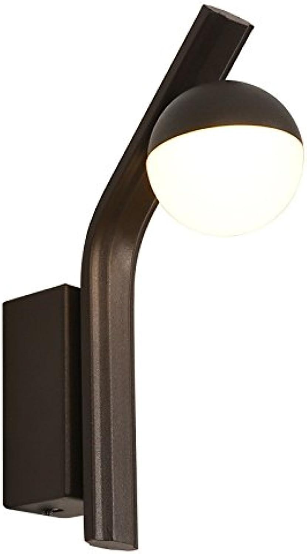 StiefelU LED Wandleuchte nach oben und unten Wandleuchten Led-Wand zum Wohnzimmer Wnde, Hellbraun, 40  140  200 mm