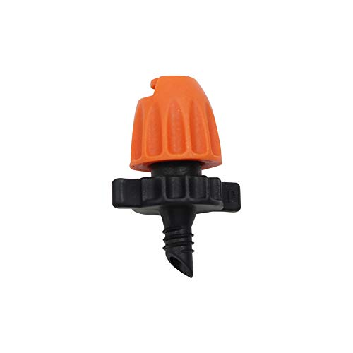 Adhere To Fly 90/180/360 - Bocchetta di rifrazione a strisce, sistema di irrigazione a goccia, irrigazione, accessori da giardino, 20 pezzi (90 gradi)