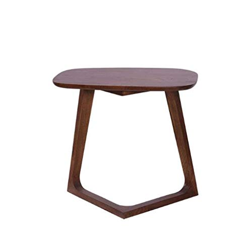 N/Z Living Equipment Wooden Coffee Side Tables Modern Oak Living Room End...