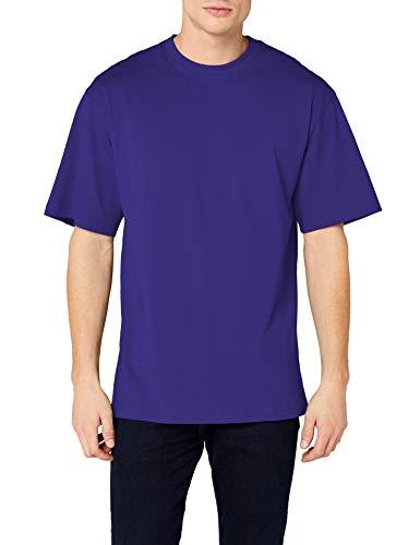 Urban Classics Tall Tee, Camiseta para Hombre, Azul (Royal 205), 5XL