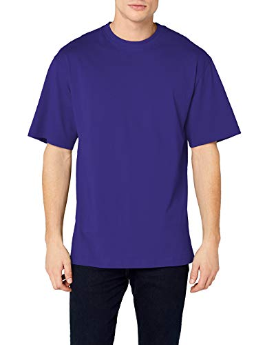 Urban Classics Tall Tee, Camiseta para Hombre, Azul (Royal 205), 5XL