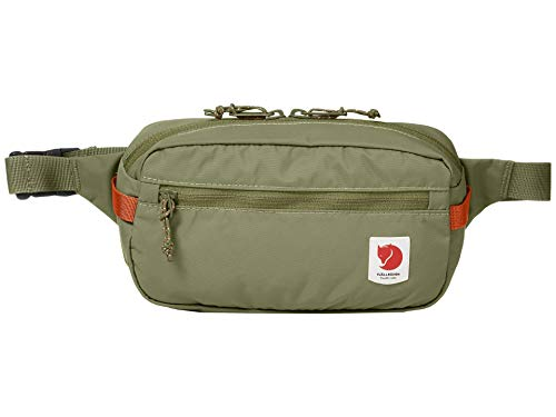 FJALLRAVEN High Coast Hip Pack Mochilas, Unisex Adulto, Green, Talla Única
