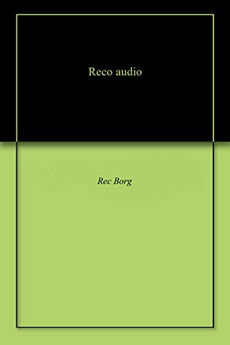 Reco audio (English Edition)