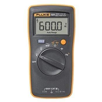 FLUKE 101 Basic Digital Multimeter Pocekt tragbare Meter Ausrüstung Industrial + Geschenk
