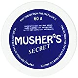 Musher's Secret Dog Paw Wax (2.1 Oz): All Season Pet Paw Protection Against Heat, Sand, Snow. w…