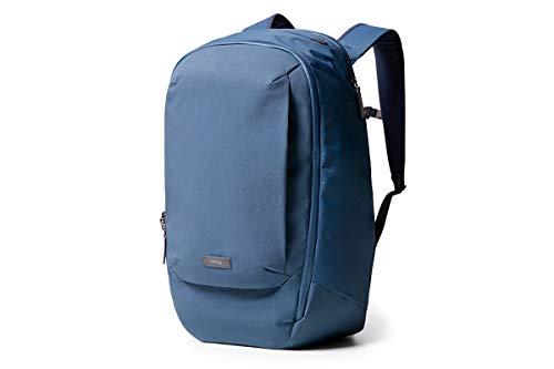 "Bellroy Transit Backpack Plus (Travel Backpack, Fits 15"" Laptop) - Marine Blue"