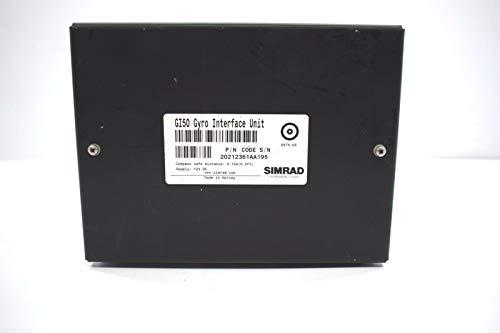 Why Should You Buy Simrad GI50 20212361AA195 Gyro Interface Unit Marine Navigation