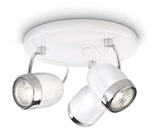 Philips 56483/31/PN – Spotlight BALSA 3 x GU10/35 W/230 V