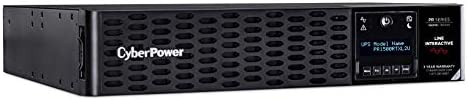 CyberPower Smart App Sinewave UPS System 1500VA 1500W 8 Outlets 2U Rack Tower RMCARD205 Pre product image