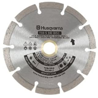 """4.5/"""" T-segmented diamond blade for hard materials with free shipping"""