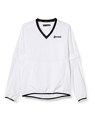 [スリクソン] ブルゾン RGMMJK09 メンズ WH00(ホワイト) 日本 M (日本サイズM相当)