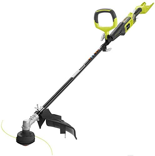 Best Price Ryobi 40-Volt X Lithium-ion Attachment Capable Cordless String Trimmer - Battery and Char...