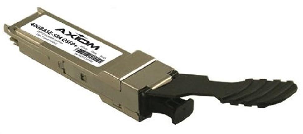 側統合するツインAXIOM 40GBASE-LX4 QSFP+ TRANSCEIVER FOR JUNIPER - JNP-QSFP-40G-LX4