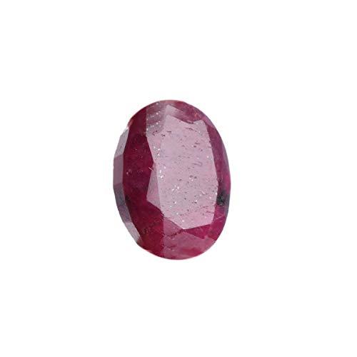 Rubí Rojo Genuino de Rubio Rojo Certificado 29.50 Ct Egl, Rubí Brillante, Piedra Suelta Rubí Oval de Forma Oval