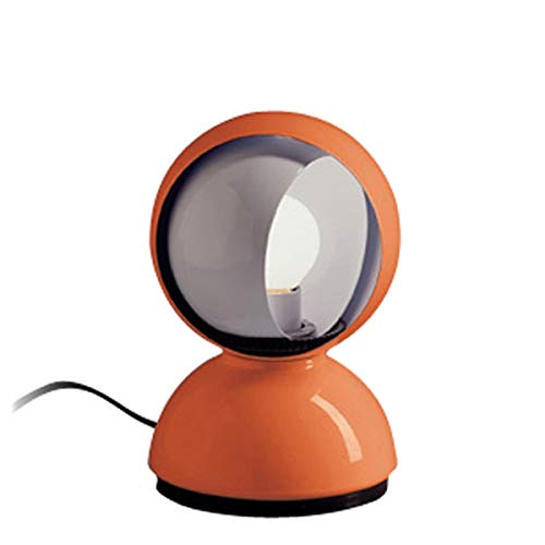 Artemide Eclisse Lampe, Orange