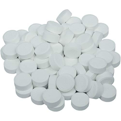 Kaffeereiniger-Tabletten Reinigungstabletten für Kaffeevollautomaten passend für alle Marken (25 Stück)