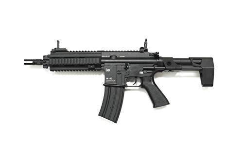 DOUBLE BELL HK416C リアル刻印 メタル電動ガン ブラック No.816