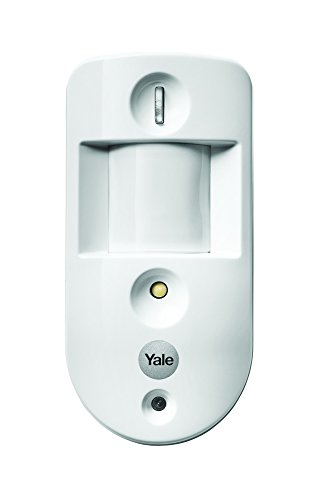 Yale SR-PC Smart Living Alarm Accessory PIR Image Camera, White, Motion Activated, Accessory for SR & EF Alarms, 868MHz technology