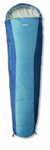 Gelert Schlafsack Freedom 250 DL, castlerock/riviera, 55 x 80 x 230 cm
