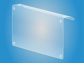 エバーグリーン 液晶テレビハードアクリル保護プロテクター 簡単着脱タイプ EG-EHP37