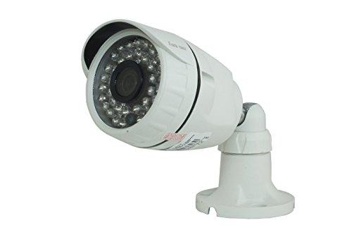 Each Italy Telecamera Videosorveglianza Ahd 36LED Ir 2 Mp Color Ccd 3,6Mm Camera Jt-6356Ahd