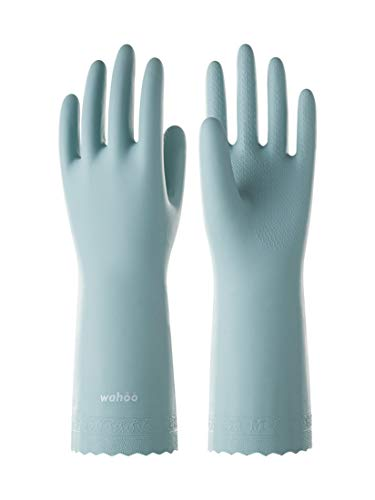 LANON Wahoo PVC Household Cleaning Gloves