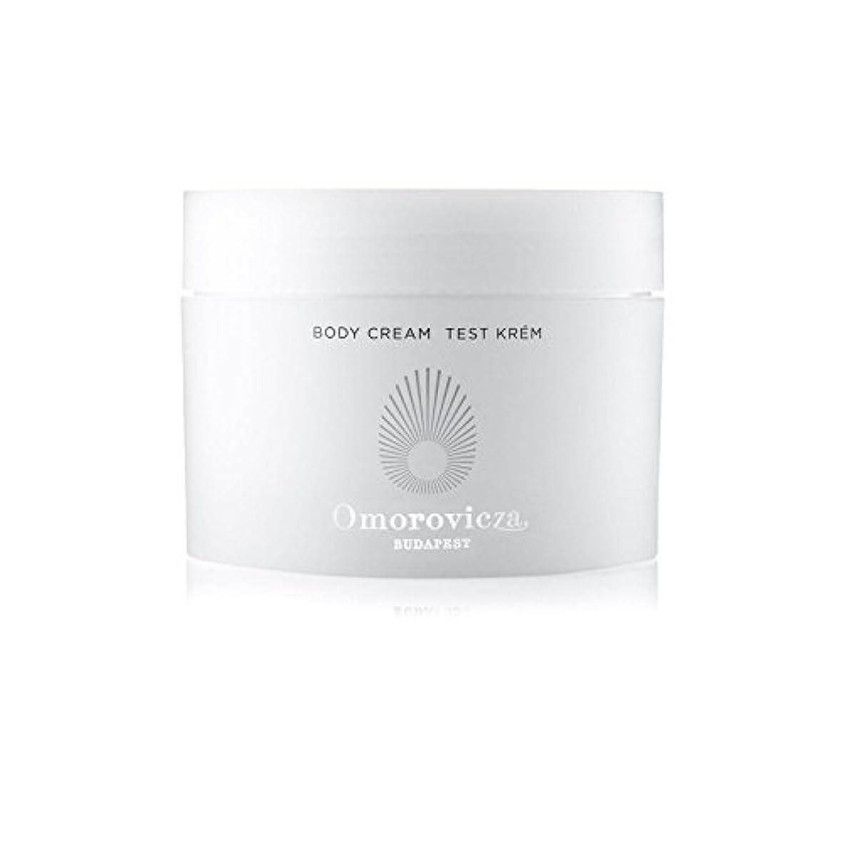 最大ギャロップ名誉あるOmorovicza Body Cream (200ml) (Pack of 6) - ボディクリーム(200ミリリットル) x6 [並行輸入品]