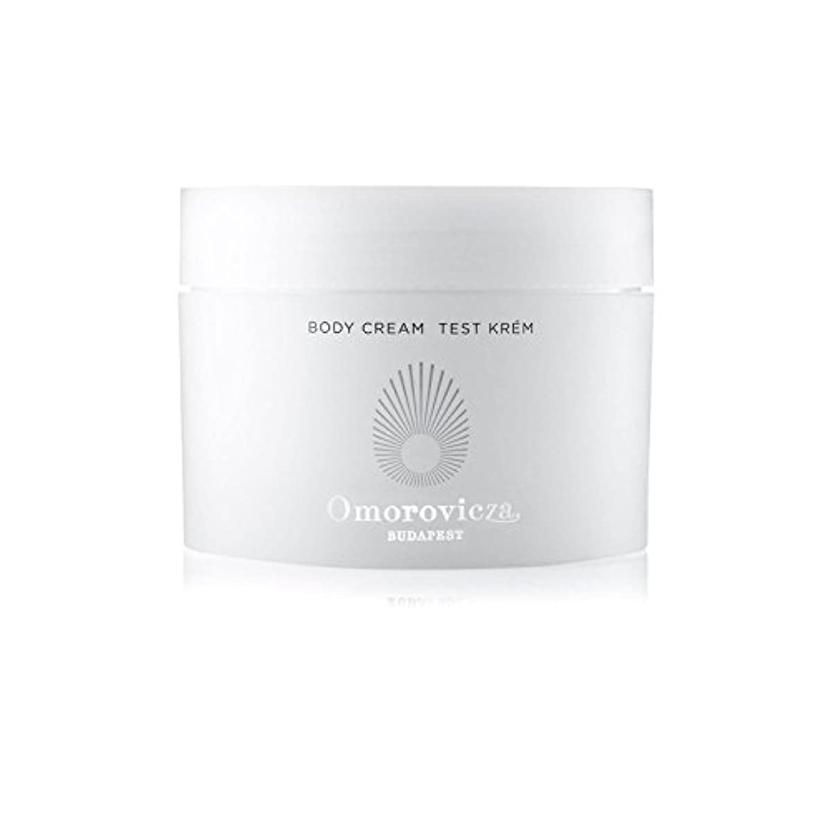 土砂降り除外する急いでOmorovicza Body Cream (200ml) (Pack of 6) - ボディクリーム(200ミリリットル) x6 [並行輸入品]