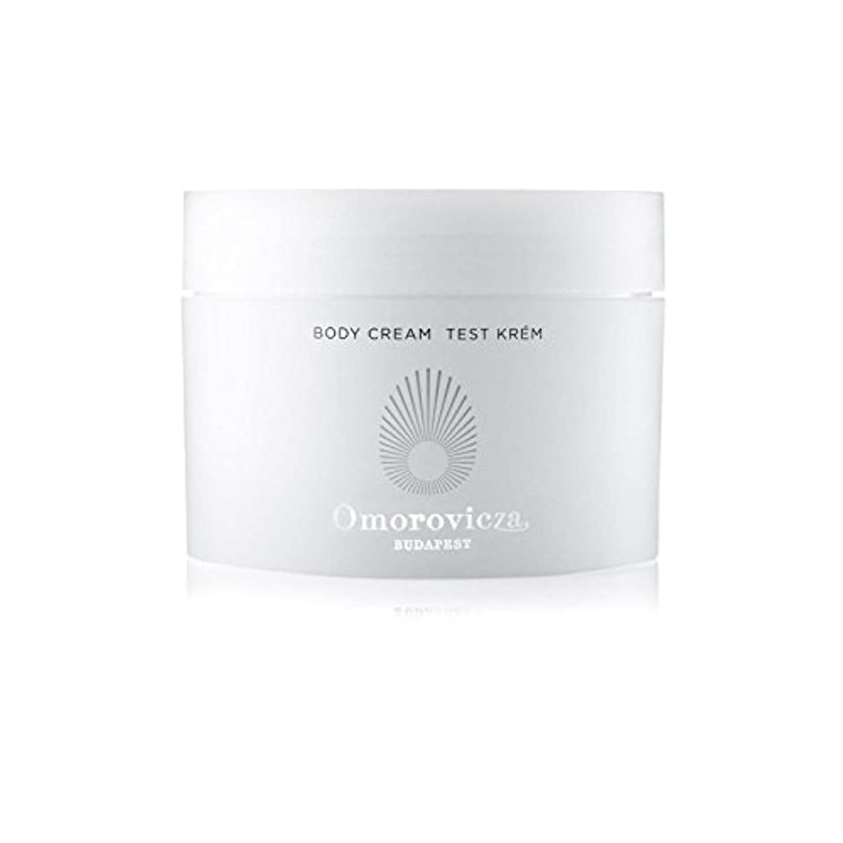 スピン不名誉ディスパッチOmorovicza Body Cream (200ml) (Pack of 6) - ボディクリーム(200ミリリットル) x6 [並行輸入品]