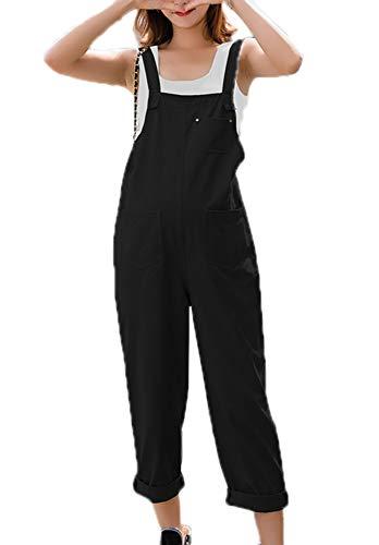 huateng Schwangere Denim Latzhose Jumpsuit Mutterschaft Latz Overalls Stomach Lift Jeans Hose