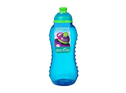 Sistema Twist 'n' Sip Flasche, 330ml (farblich sortiert)