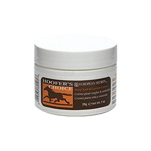 super nail Hoofer's Choice Hoof Nail and Cuticle Cream, 1 oz (28g)