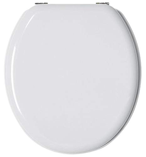 Gelco Design 707231 Abattant Sweet Blanc,46 x 36 x 5 cm