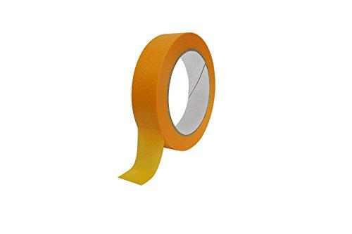 Washi Tape Gold Band 50m: 50mm, pittore Band, Nastro adesivo per angoli appuntiti, tocco sottile