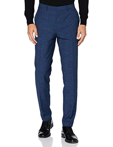HUGO Herren Pants Hesten204X, Dark Blue (405), 48