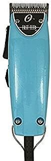 Oster Professional 76023-510 Fast Feed Clipper with Adjustable Blade Aqua Sky Light Blue Tea Tree