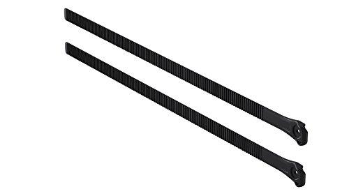 Thule 985000 XXL Fatbike Wheel Straps, schwarz, 1size