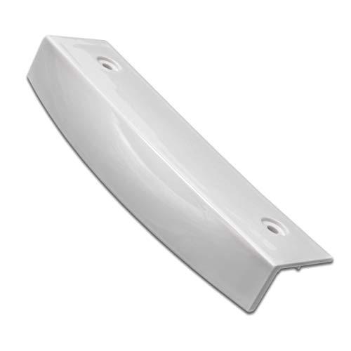 vhbw Türgriff Türkanten-Aufsatz für Kühlschrank Bosch/Siemens KTL1745/42, KTL1745/43, KTL7005/01, KTL7005/02, KTL7005/42, KTL7005/43, KTL7005/44