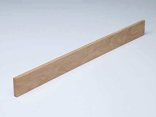 Holzleiste - Eiche gehobelt - 8/20/1020 mm