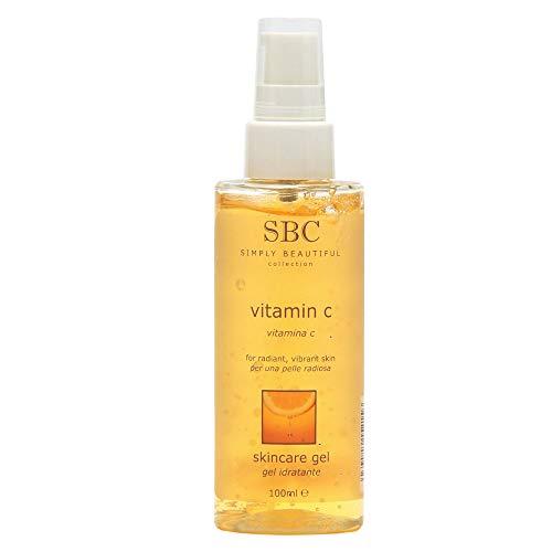 SBC Vitamin C Skincare Moisturising Gel (100ml)