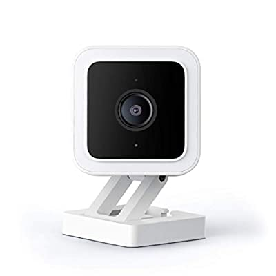 Wyze Cam v3 1080p HD Indoor/Outdoor Video Camera with Color Night Vision, 2-Way Audio, Works with Alexa & The Google Assistant, and IFTTT.