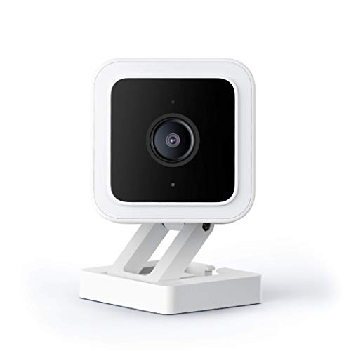 Wyze Cam v3 with Color Night Vision, 1080p HD Indoor/Outdoor Video Camera, 2-Way Audio, Works with Alexa, Google Assistant, and IFTTT