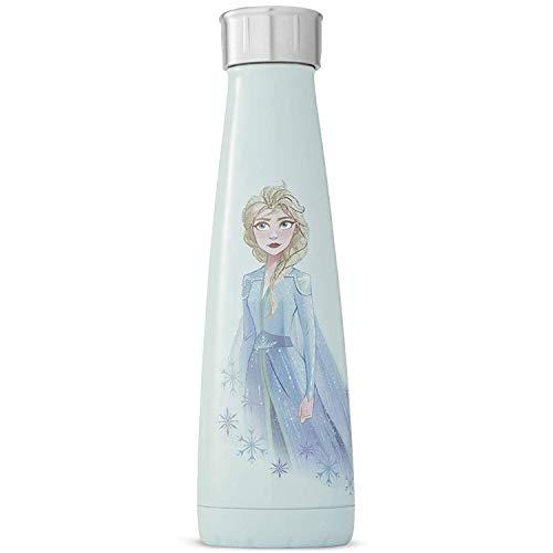 S'well Unisex– Erwachsene Wasserflasche, Mighty ELSA, 450mL