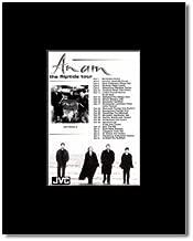 Music Ad World ANAM - Riptide Tour 1998 Mini Poster - 13.5x10cm