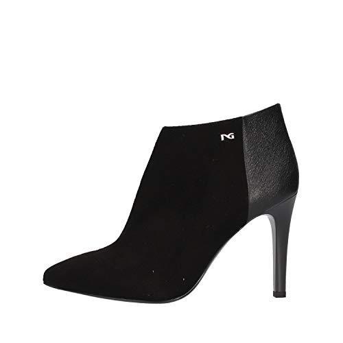 Nero Giardini A909331DE Tronchetto Femme Noir 37